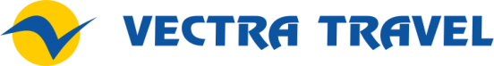 Vectra Travel Logo